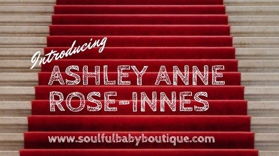 Introducing our First Star of the Sew - Ashley Rose-Innes of SoulfulBabyBoutique #thesewgirls