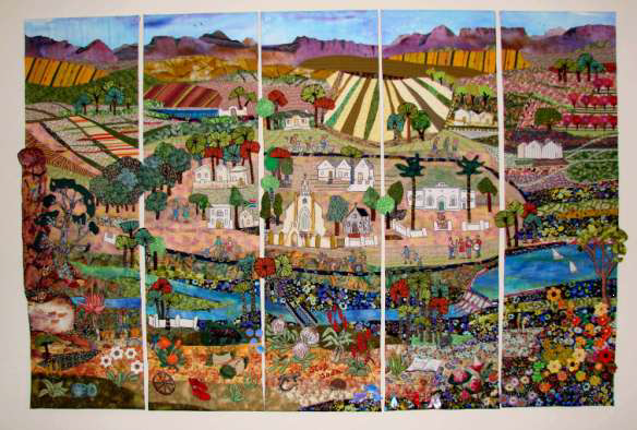 Clanwilliam by Jenny Hermans on JillAlexa.com