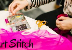 Art Stitch JillAlexa.com