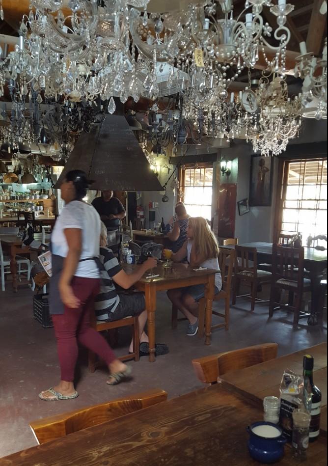 Dassiesfontein,dining,room