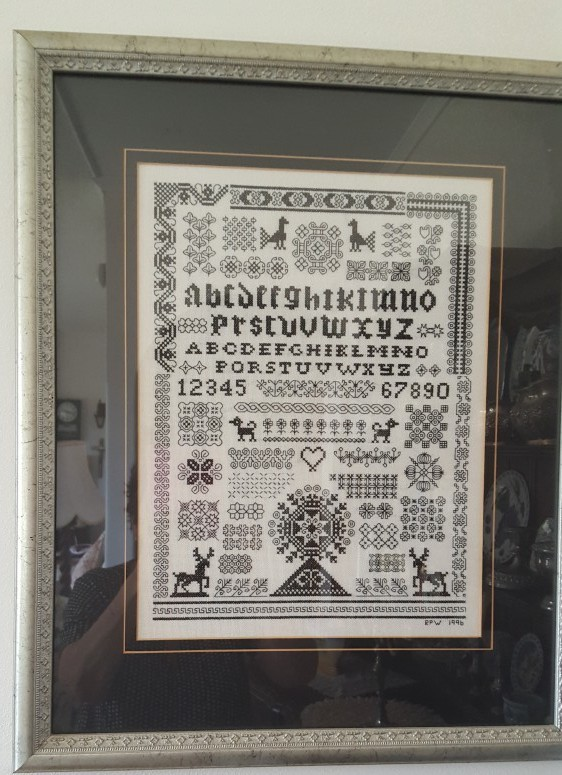 #sampler,made,by,Ronwyn