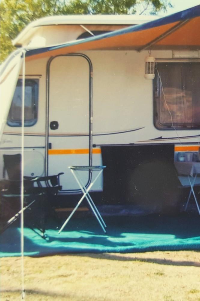Caravan at Mosselbay