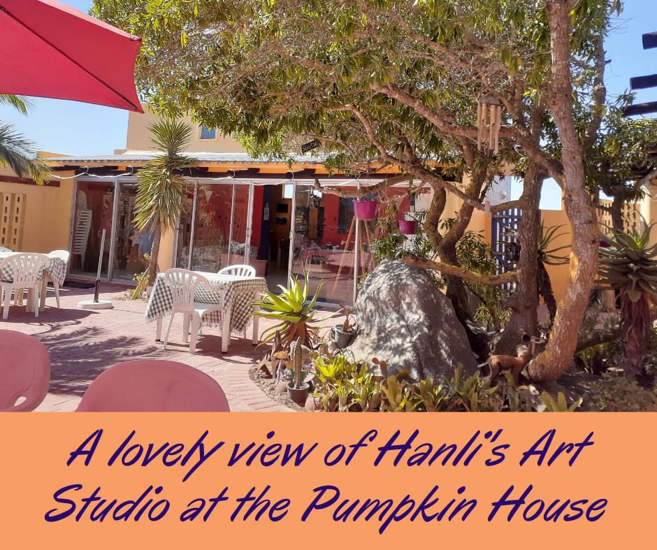 Hanli's Studio at the Pumpkin House
