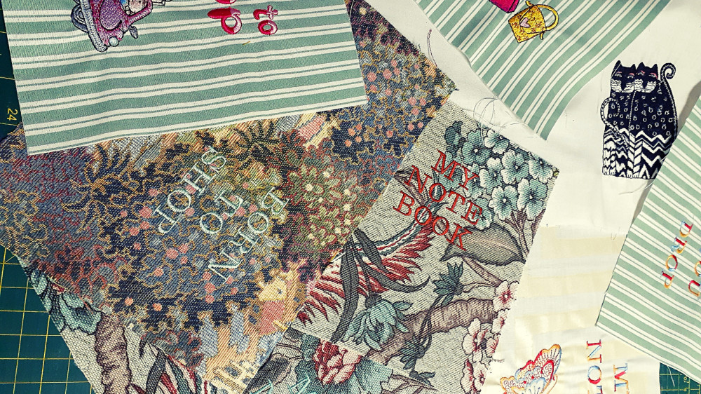 Choosing Amazing Embroidery Designs